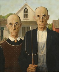 American Gothic Brothers | by Creativity+ Timothy K Hamilton
