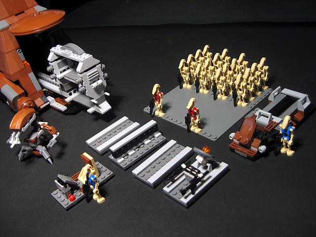 Mtt Star Wars] Amazoncom Lego Star Wars Set 7662 Trade