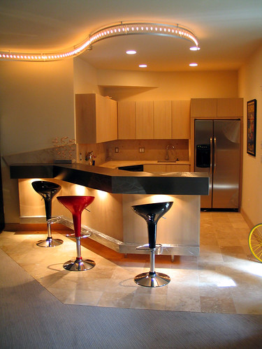 Custom bar residential this is a bar not a kitchen one flickr - Residential bars ...