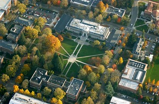 Oregon State University by air | by saml123