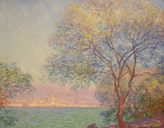 Claude Monet: Morning at Antibes (1888) | by euthman