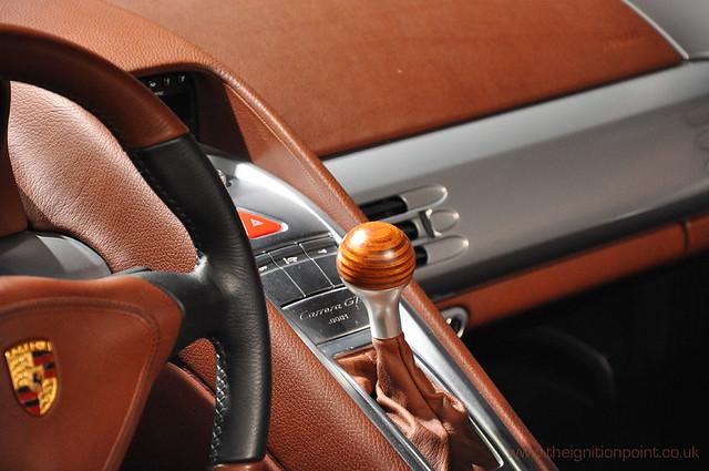 Porsche Carrera gt Interior Porsche Carrera gt