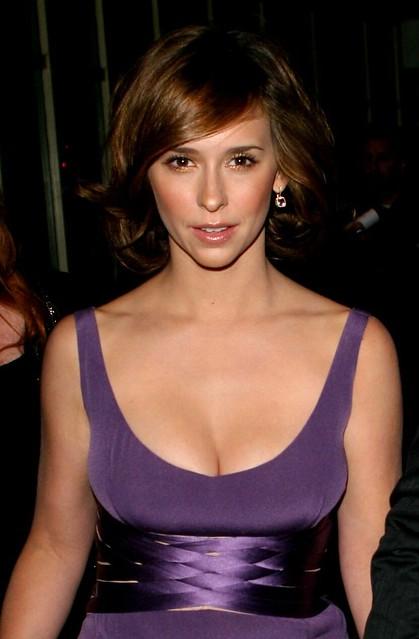Just Jennifer love hewitt boob size