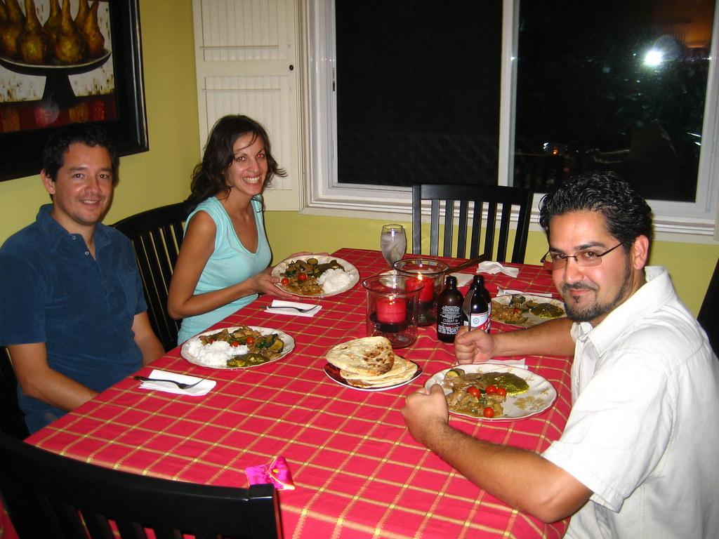 Friends Indian Restaurant Gisborne Menu