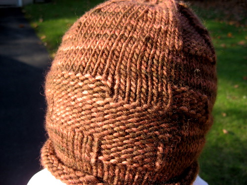 Malabrigo 'Dulles' hat | by add_knitter