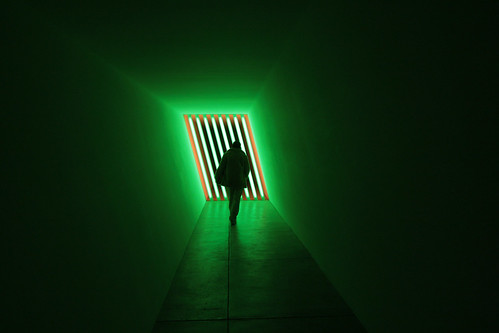 Dan Flavin installation @ Chinati Foundation in Marfa, Texas (Morfa) | by Just in Parr