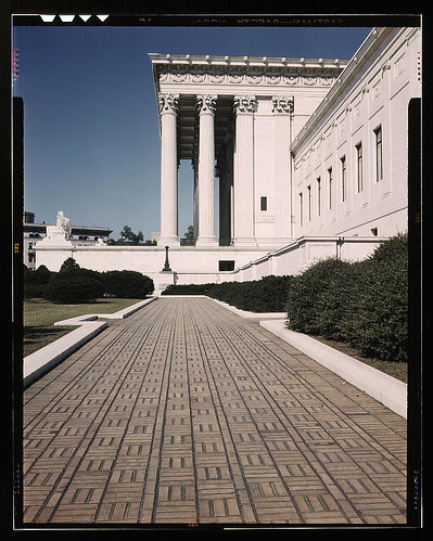 U.S. Supreme Court building, Washington, D.C.  (LOC) | by The Library of Congress