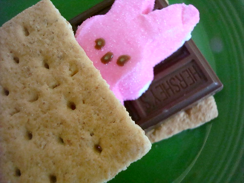 Peeps S'mores | by cakespy
