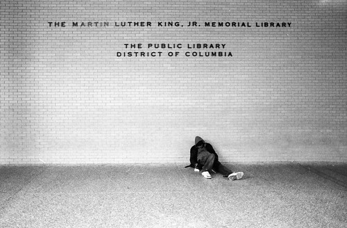 Martin Luther King Library | by Alex Barth
