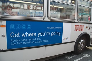 Get where you're going - Google Transit | by Steve Rhodes