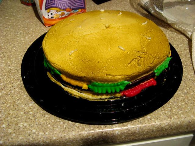 Eagle Cake Pan