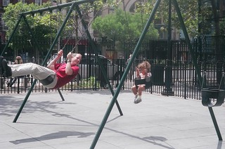 First Park Swings | by edenpictures