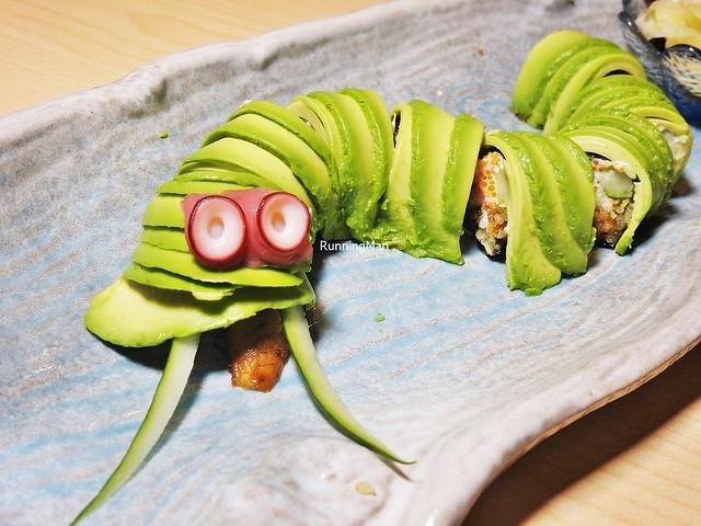 Caterpillar Maki