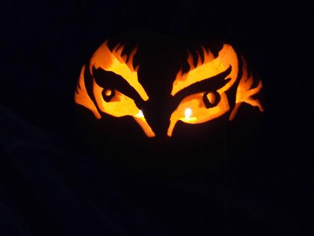 Pumpkin Scary Eyes Flickr Photo Sharing