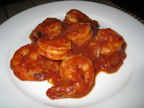 Camarones en Salsa (Shrimp in Spicy Sauce) | by Kevin - Closet Cooking
