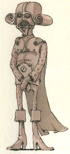 Darth Vader | by Mattias Adolfsson