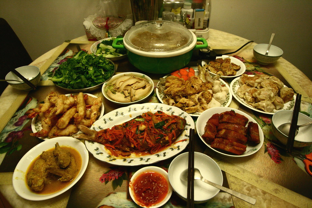 Chinese New Year Important Food