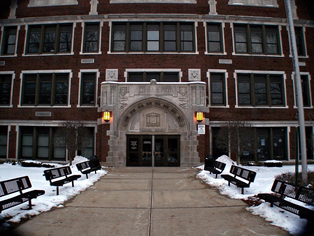 Boston Middle School | By EaZiE_1 Boston Middle School | By EaZiE_1