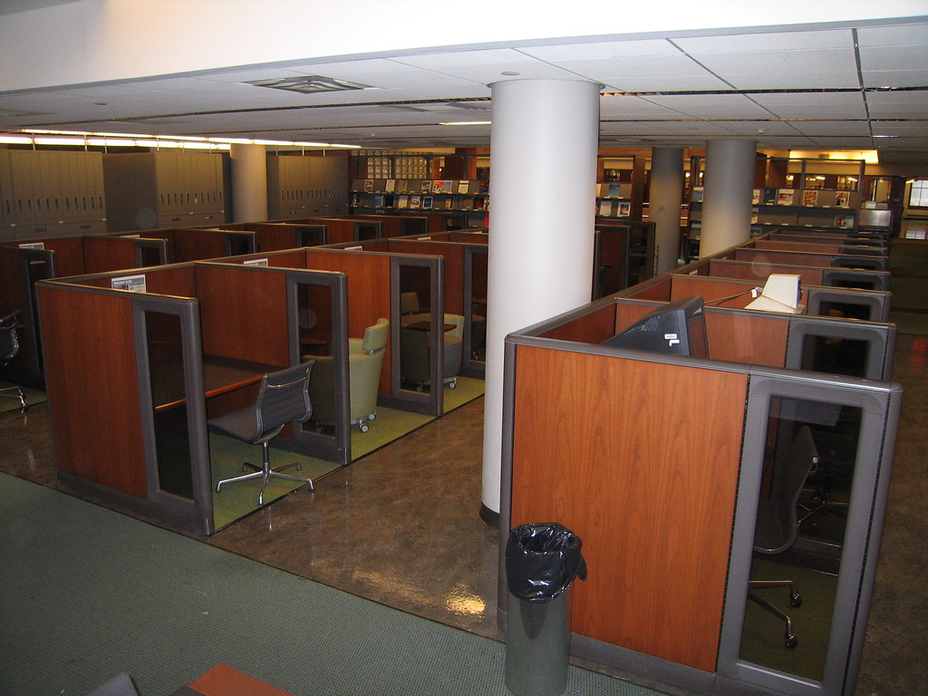 Baruch Library Study Room