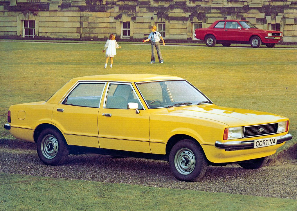 1977 Ford Cortina L | 1977 model year ( or as it was ...