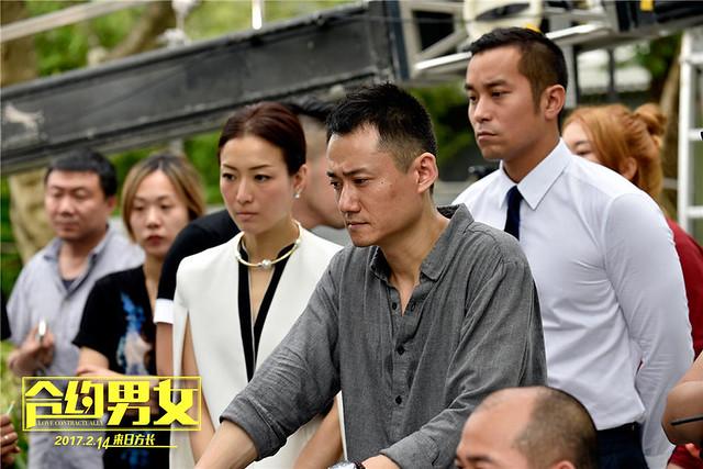 Love Contractually Director Liu Guo Nan