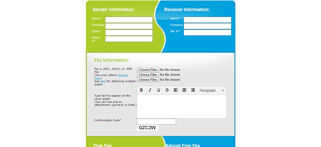 Extremely useful websites #19: Send fax for free!