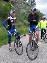 TTS and LATC Coach Jamie Silber and Paul Ruggerio of Team In Training | by fittorrent