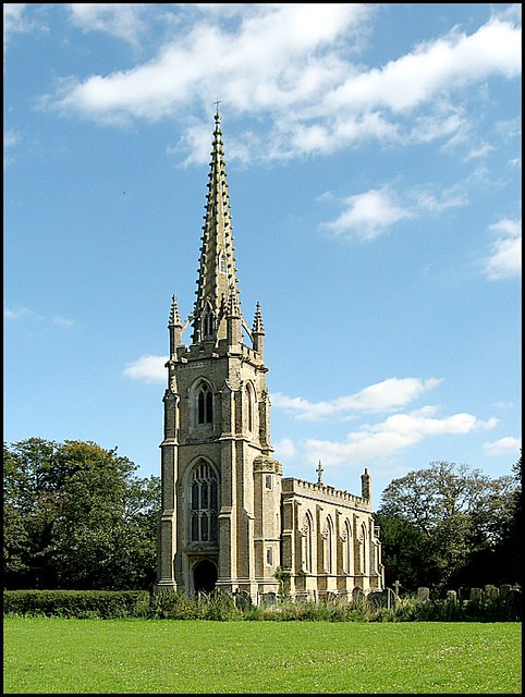 St Andrew S Sausthorpe Lincolnshire The Little