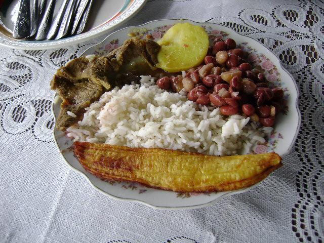 comida tipica de Génova, Quindío