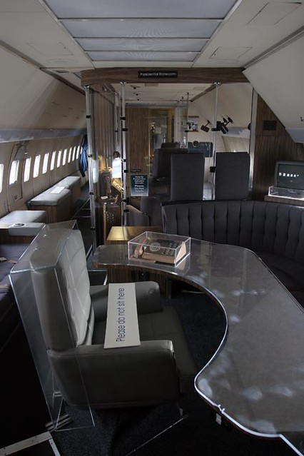 ... Air Force One Interior | By Saroy