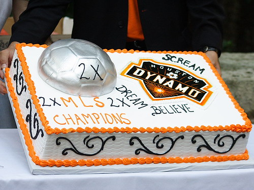Houston Dynamo MLS Cup Celebration 2007 | by Marco From Houston