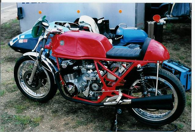 Benelli 500-4 Racer | coupes Moto Légende 1996 | Jean | Flickr