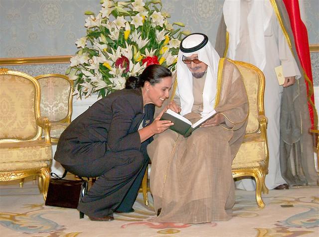 زوجات الشيخ صباح الاحمد