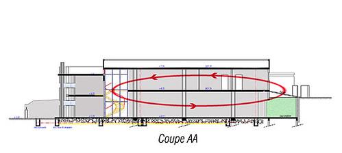 Impoff 8 architecture casablanca maroc yassir khalil for Architecture marocaine
