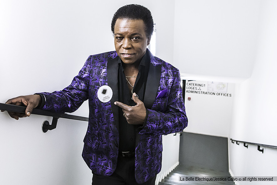 Lee Fields & The Expressions + The Mystery Lights - 04/02