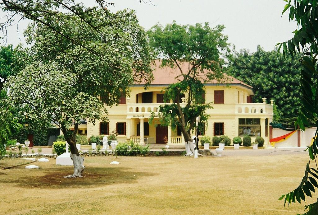 kumasi  manhyia palace and museum
