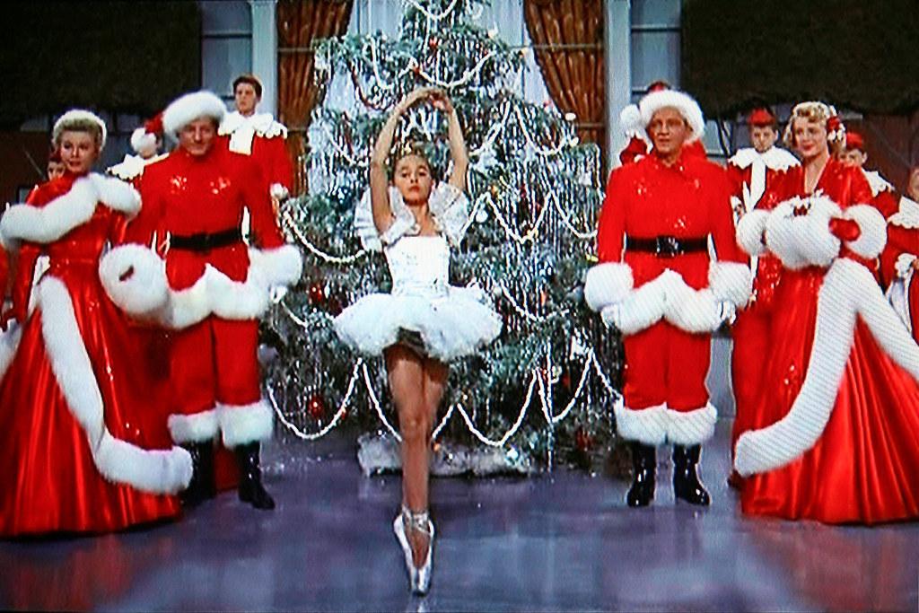 white christmas tv shot by walker dukes - White Christmas On Tv