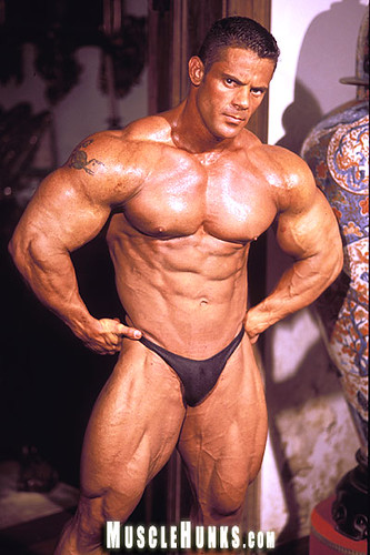 paul strong | Another shorty | NZ bodybuilder | Flickr