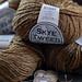 Saddle Shoulder Aran Vest Yarn