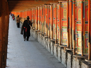Pilgrims and prayer-wheels | by Sparky the Neon Cat