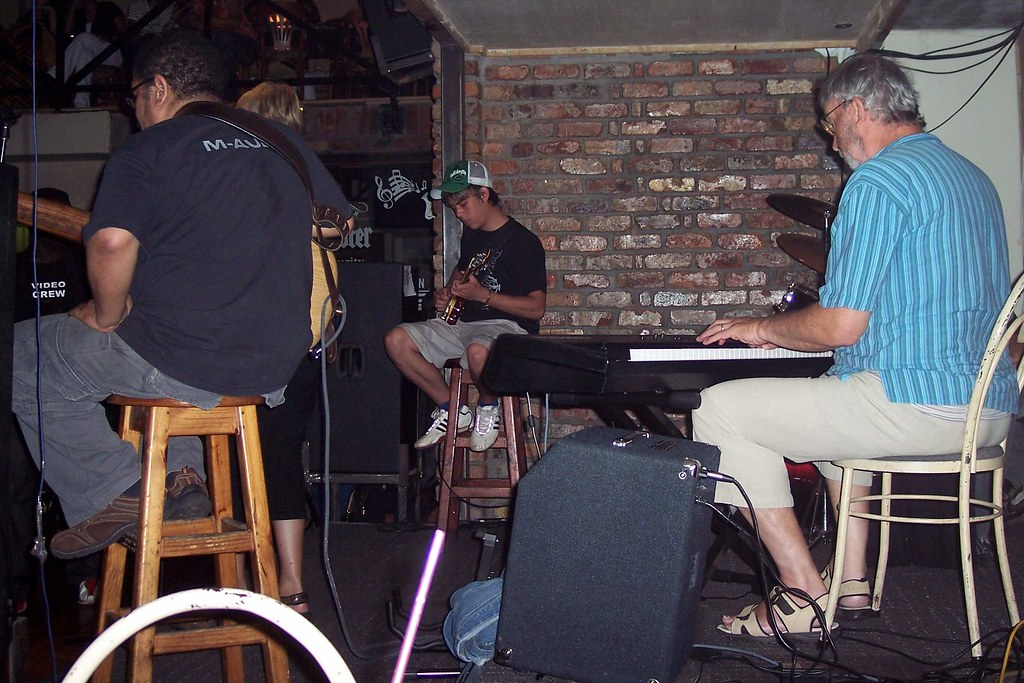 Swingers Jazz Club, Wynberg, Cape Town | Richard Tanswell