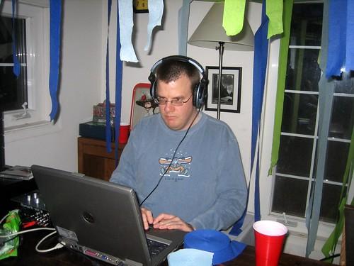 DJ Derek Leach