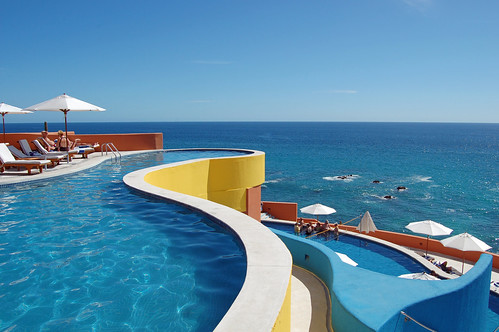 Los Cabos Westin Pool and Ocean | by desertdutchman