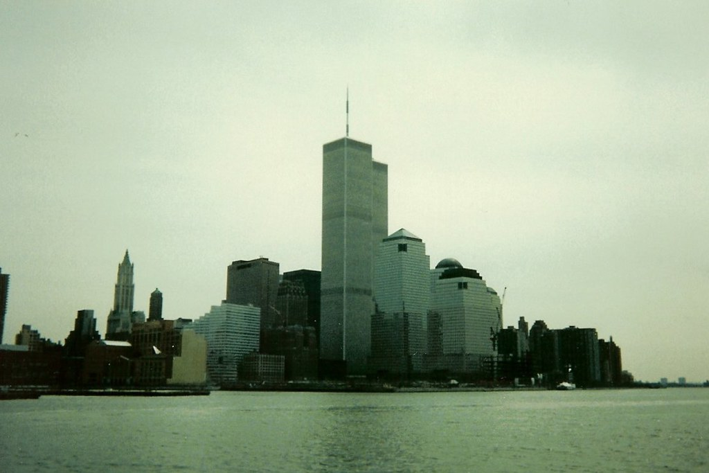 Southern Tip of Manhattan New York April
