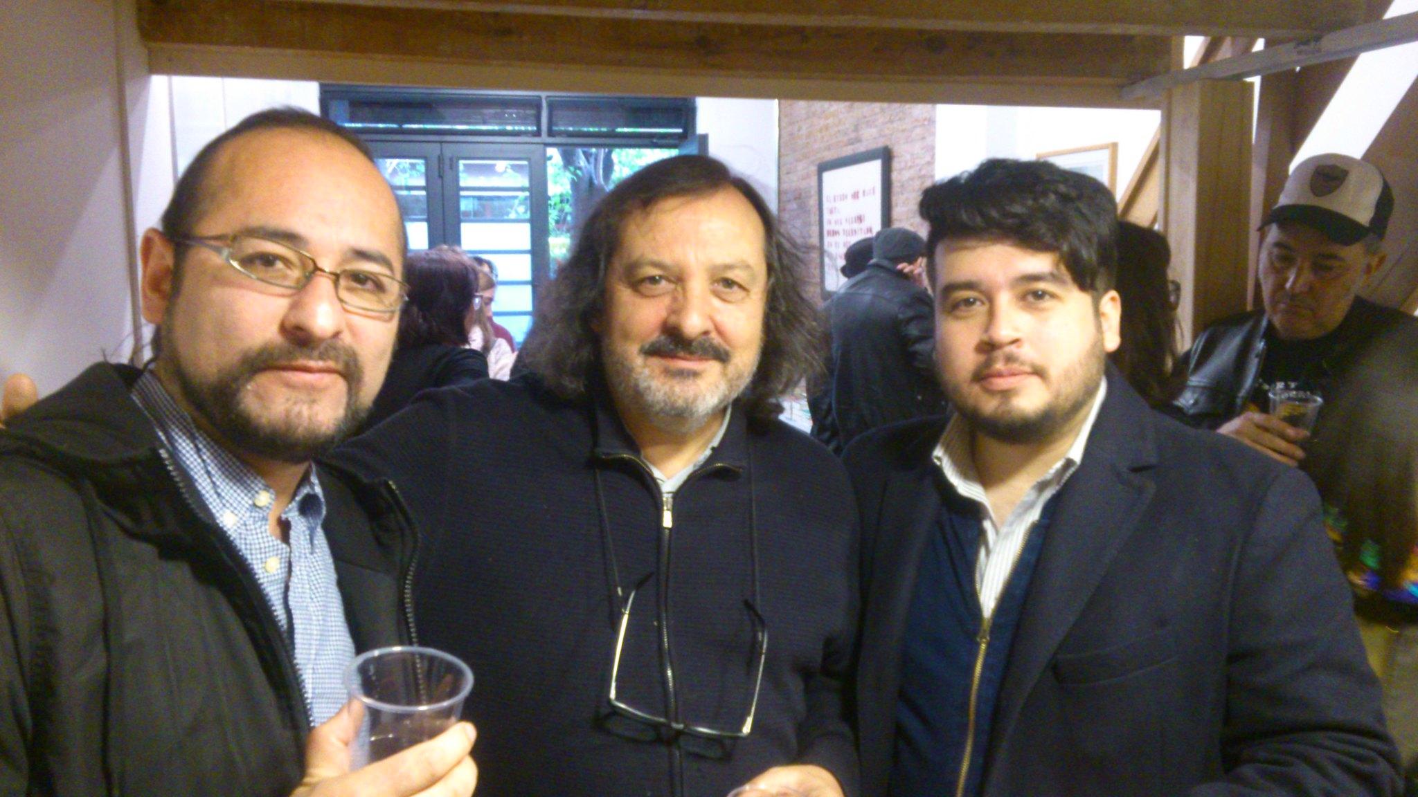 14_Diego Palmath%2c Miguel Sánchez (Librarío de la Plata) y Eduardo Fariña