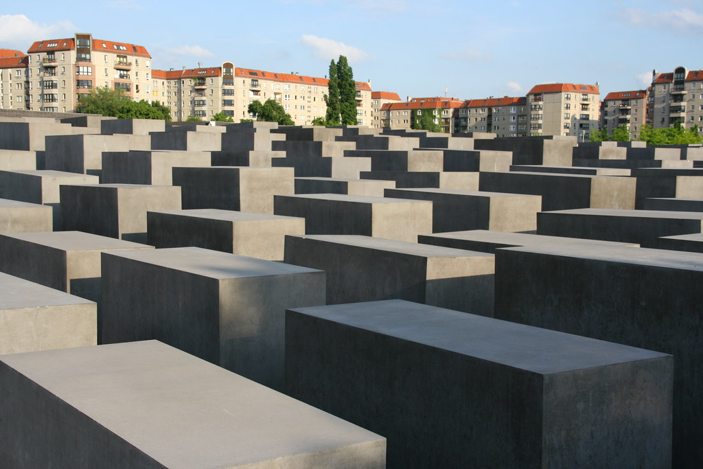 Destination Berlin: The Berlin Memorial to the Murdered Jews of Europe