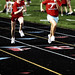Elise and Kelsey 70 meter run