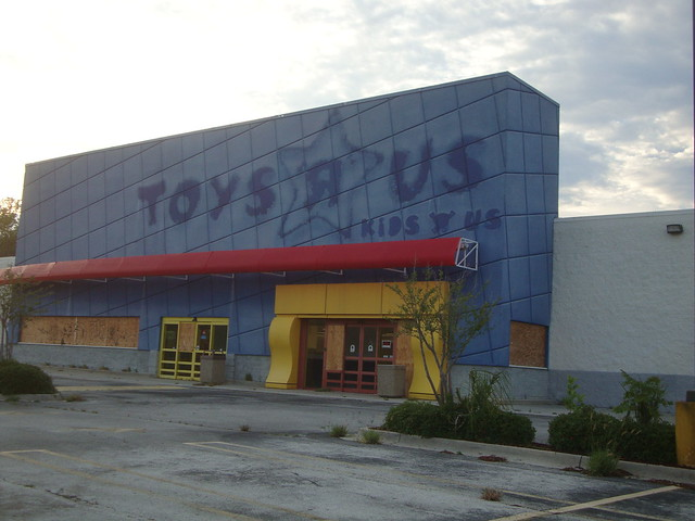 Abandoned Toys 39 R 39 Us Flickr Photo Sharing