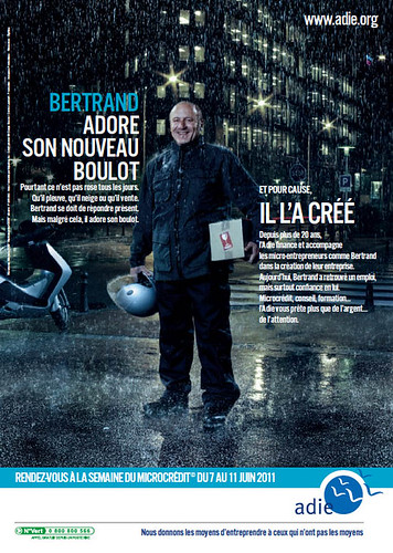 Campagne Presse Adie 2011 - Bertrand | by Julien Bottriaux