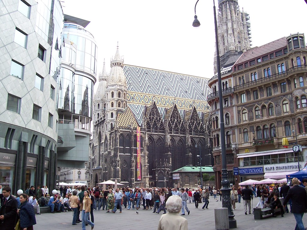 Wien Stephansplatz